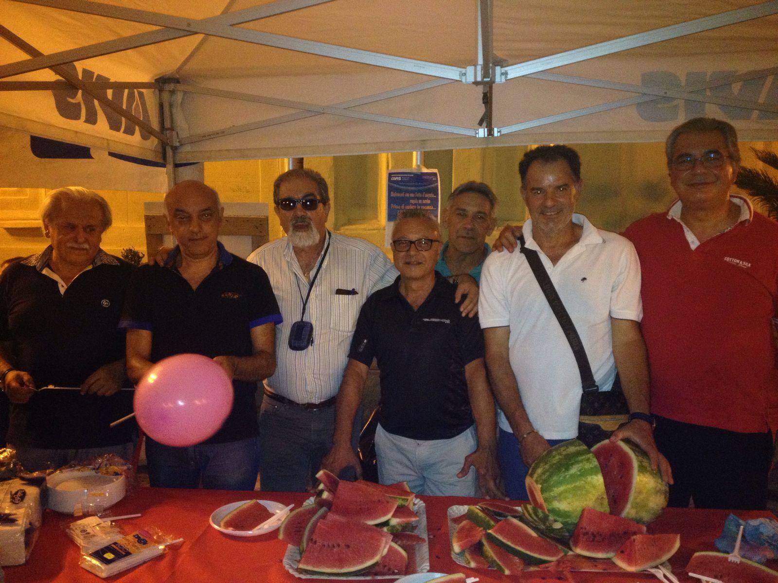 """Numerose piazze della Calabria hanno ospitato nel mese di Agosto il progetto """"Red Summer Smile 2017″"""