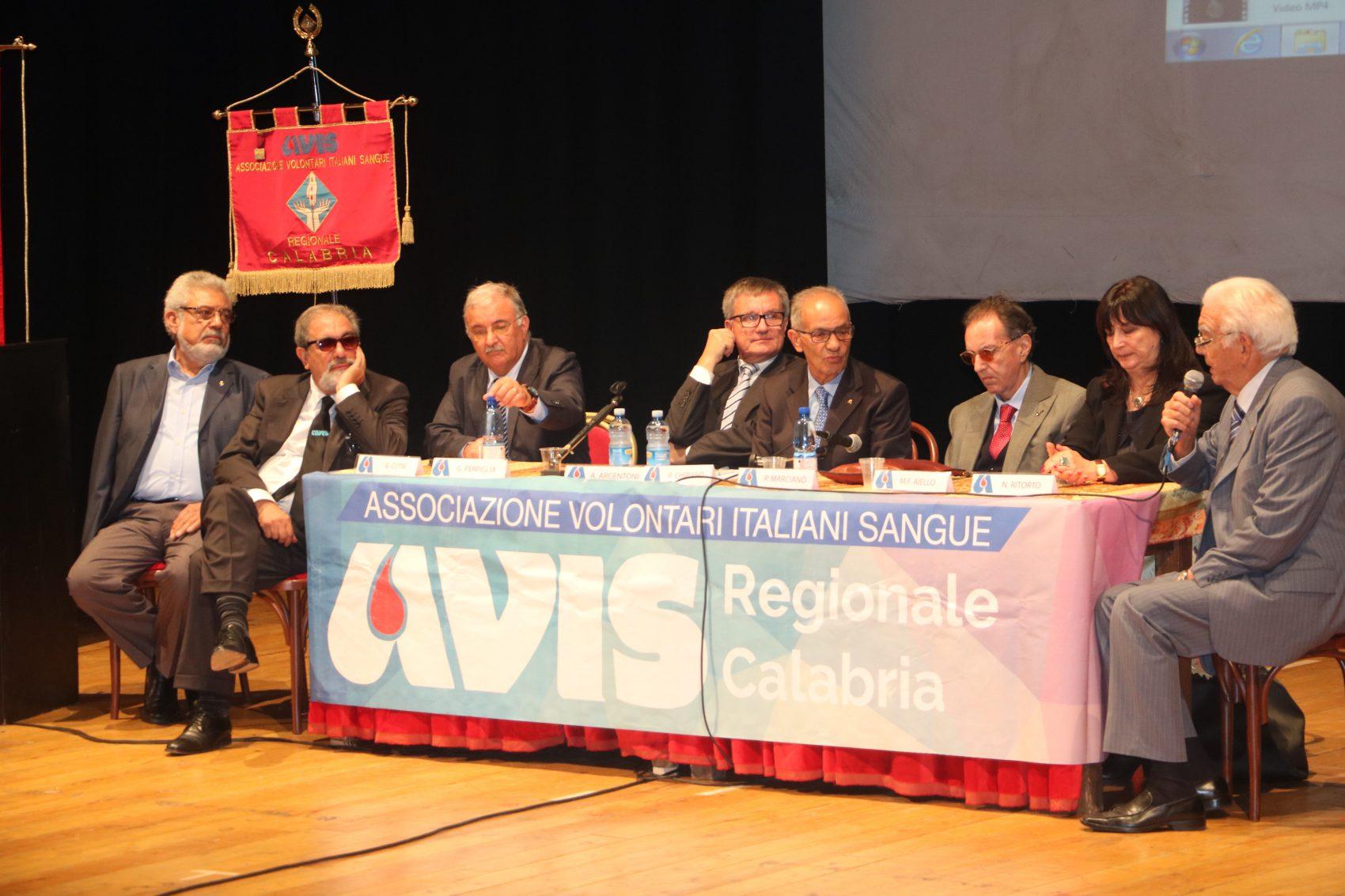 50 anni di Avis Regionale Calabria: a Lamezia Terme i festeggiamenti…
