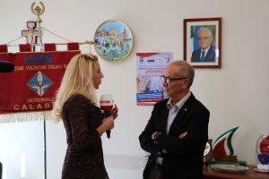 Intervista Calabria 7 al presidente Avis-Regionale-Calabria Dott. Rocco Chiriano