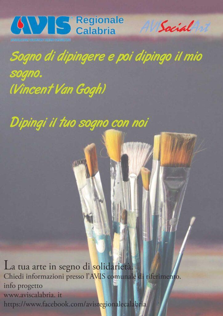 Sogno di dipingere